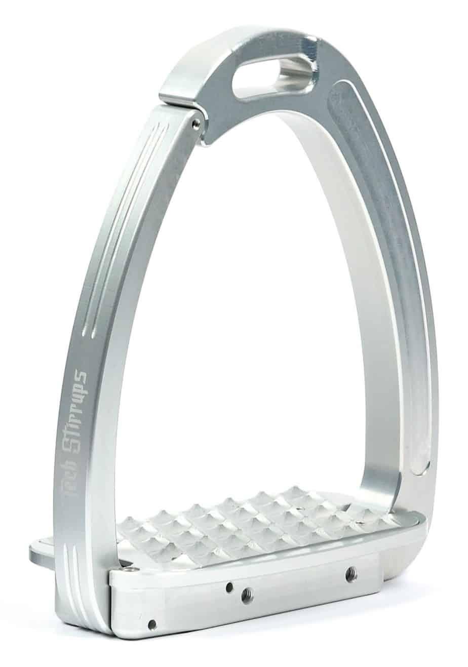 Tech Venice Silver Stirrups