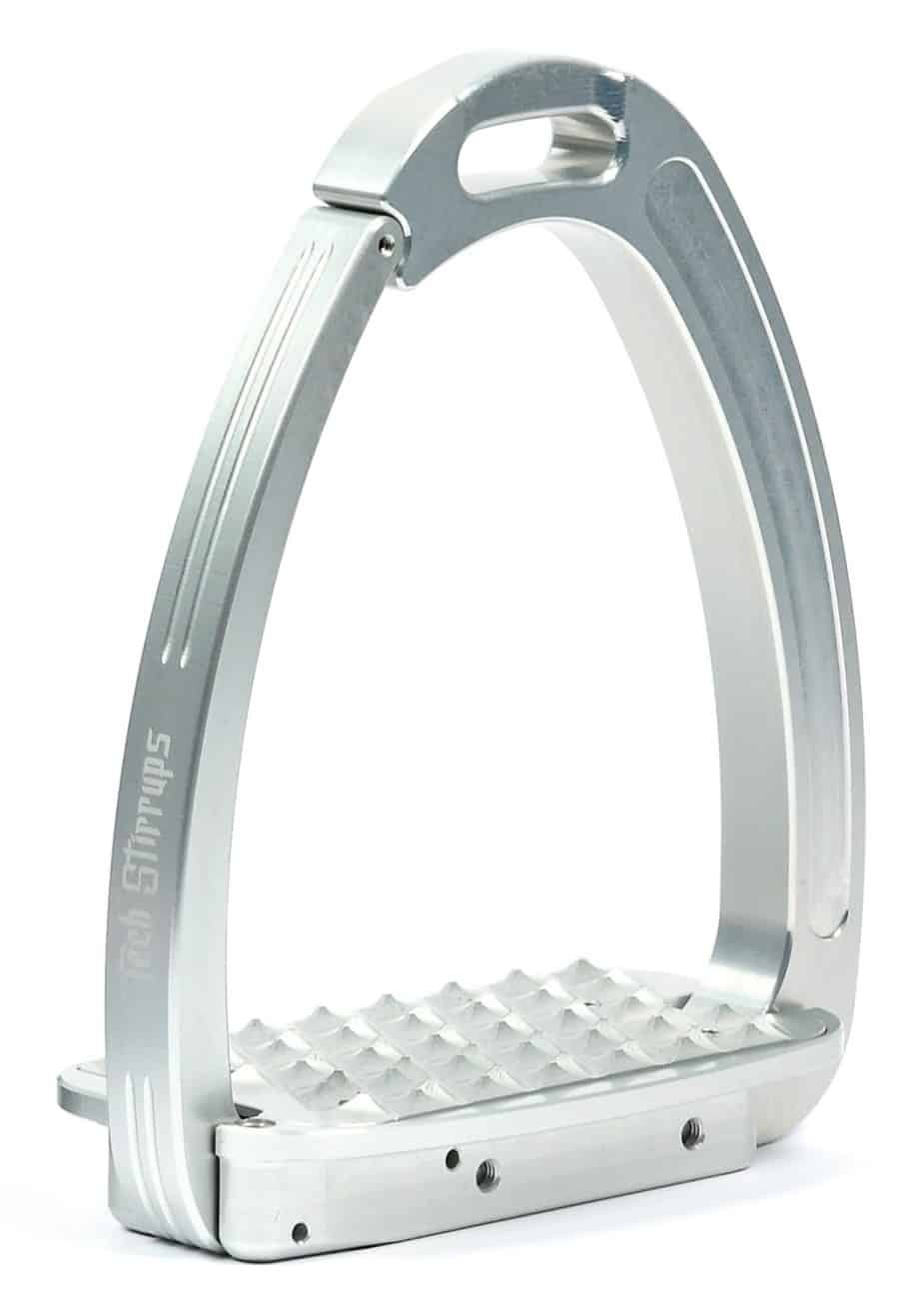 Tech Venice Young Silver Stirrups