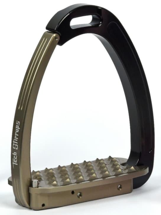 Tech Venice Bronze Stirrups
