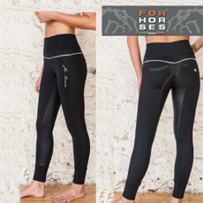 Womens Pull On Breeches