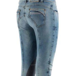 Animo Nairin Women's Denim Breeches