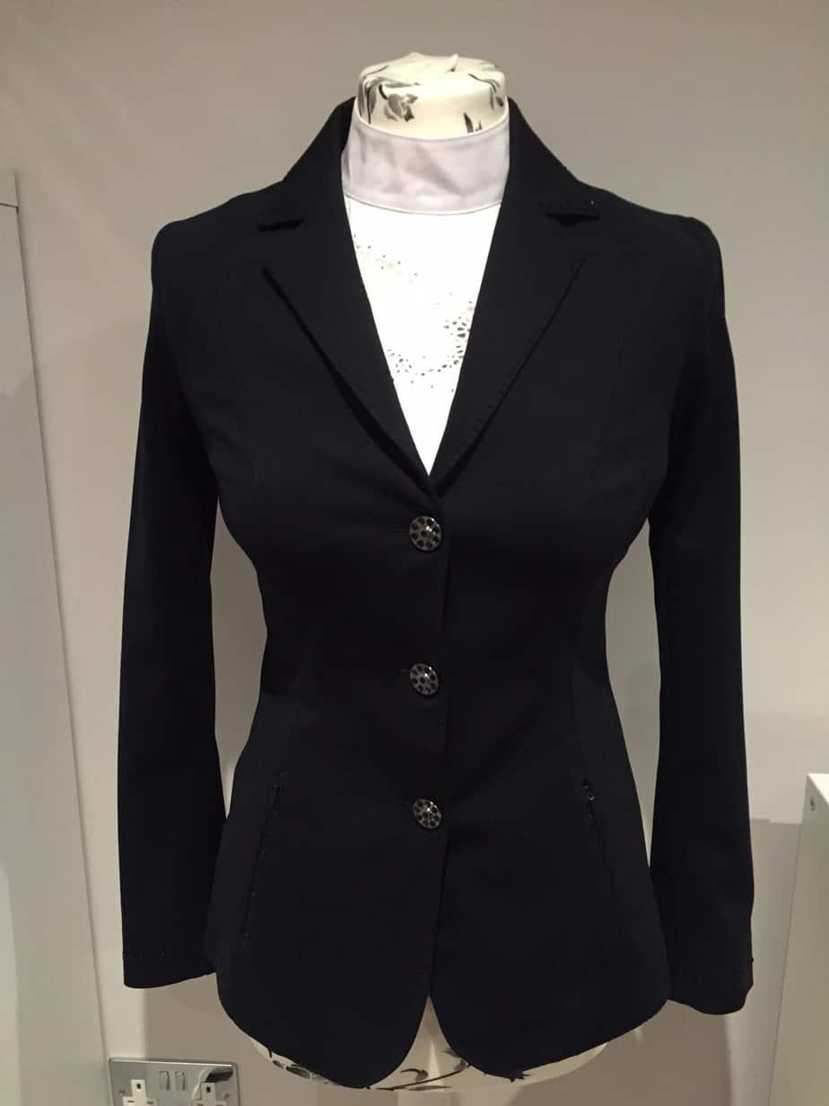 Animo Custom Black Ladies Competition Jacket