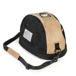 KEP Hat Bag- Beige Leather